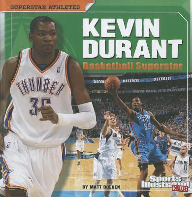 Capstone Press Kevin Durant: Basketball Superstar by Doeden, Matt [Library Binding] at Sears.com